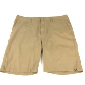 Quiksilver Men's Tan Shorts 42